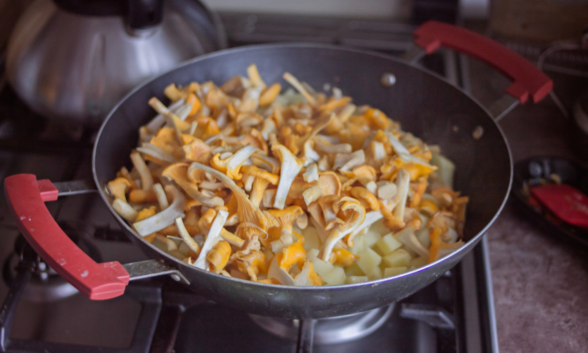 Come cucinare finferli