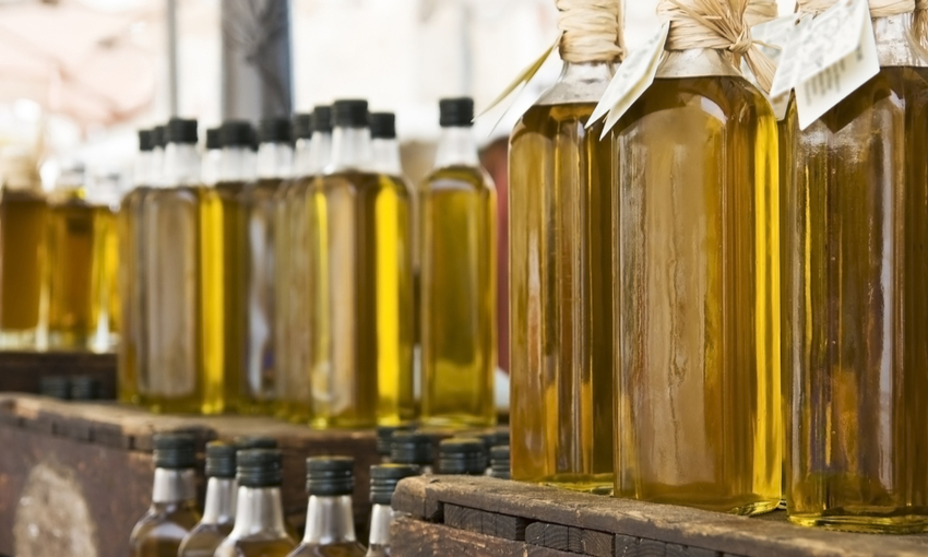 Frodi olio extravergine