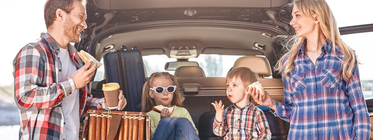 cosa mangiare in macchina