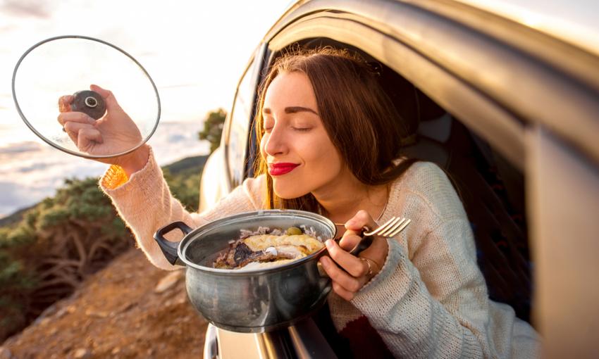 mangiare-in-auto