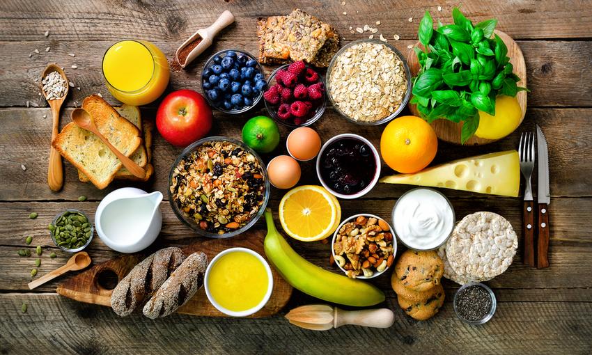 colazione prima di viaggiare