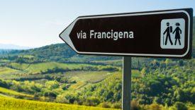 Via Francigena eccellenze alimentari