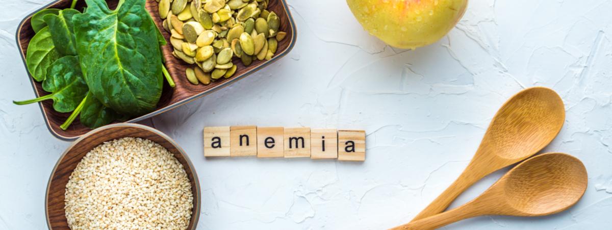 Anemia alimentazione