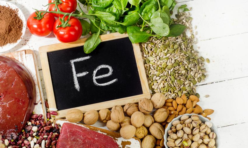 Anemia alimenti con ferro
