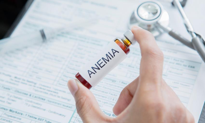 Anemia condizione