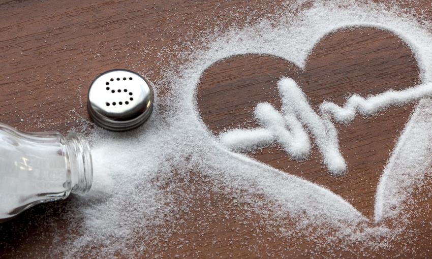 Ridurre consumo di sale ipertensione