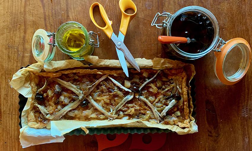 Pissaladiere ricetta francese