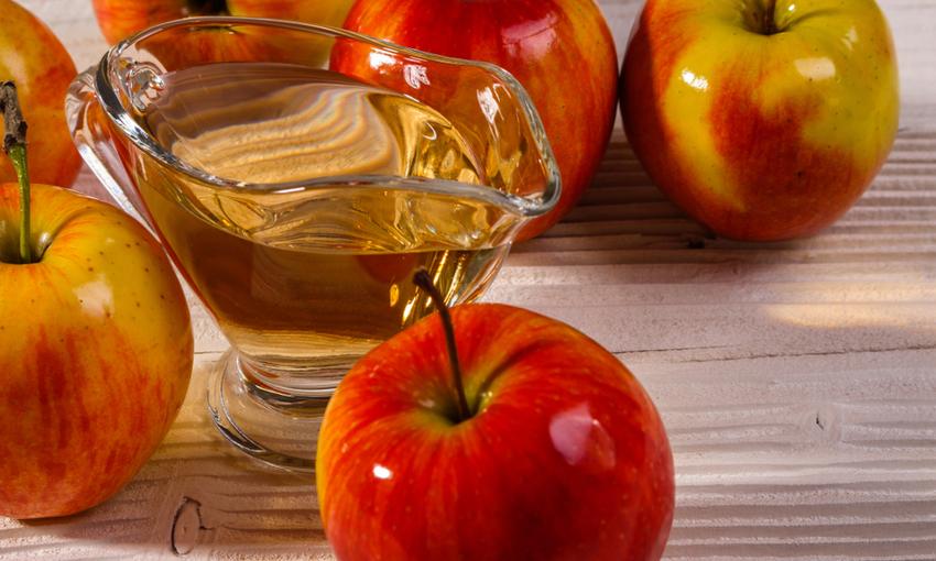 Riduzione aceto di mele