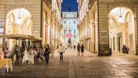 Ristoranti all'aperto a Torino