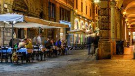 Ristoranti all'aperto a Bologna