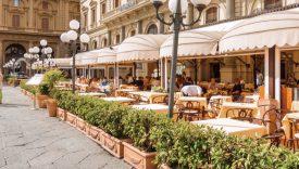 Ristoranti all'aperto Firenze