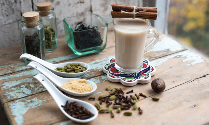 Chai tea bimby