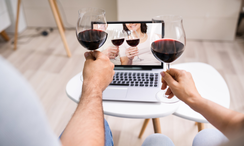 Degustazioni online attività
