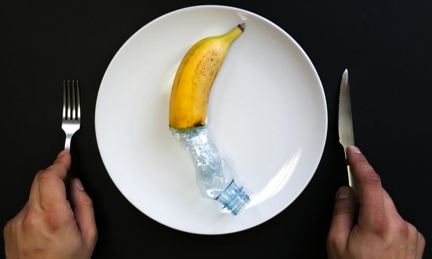 Microplastiche frutta e verdura