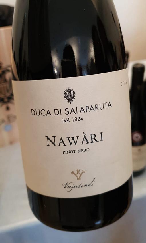 Nawari vino