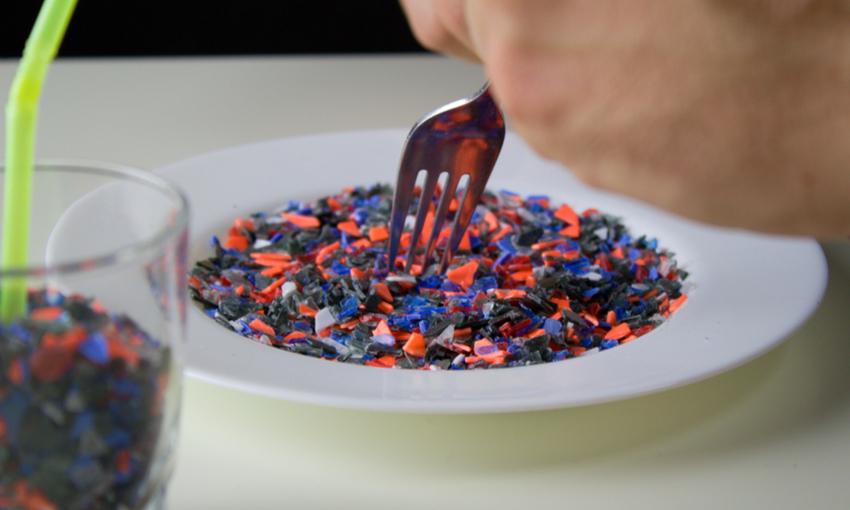 Rischi salute microplastiche