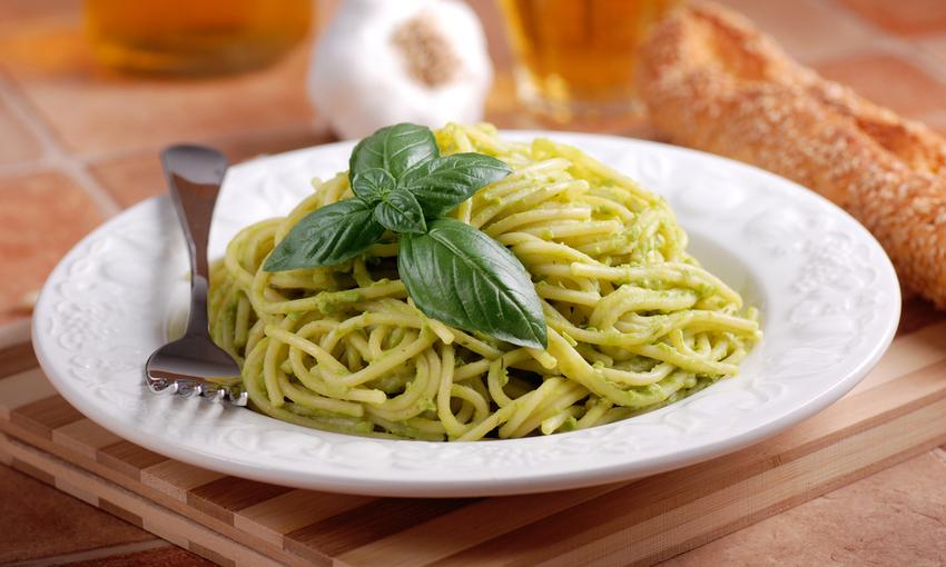 linguine-zucchine