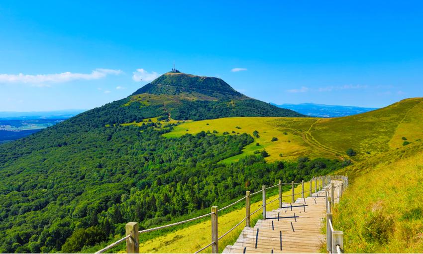 Alvernia Francia