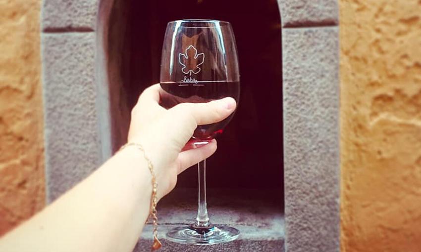 Buchetta del vino