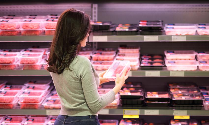Etichetta carne allevamento
