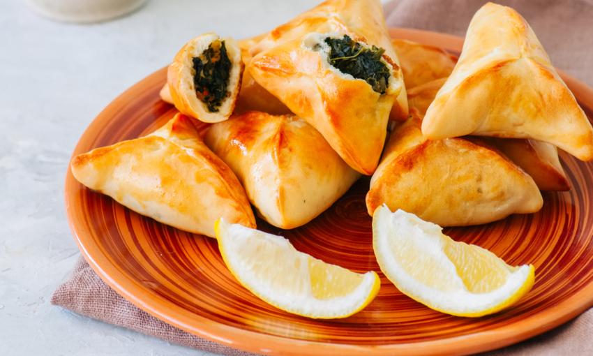 Fatayer ricetta