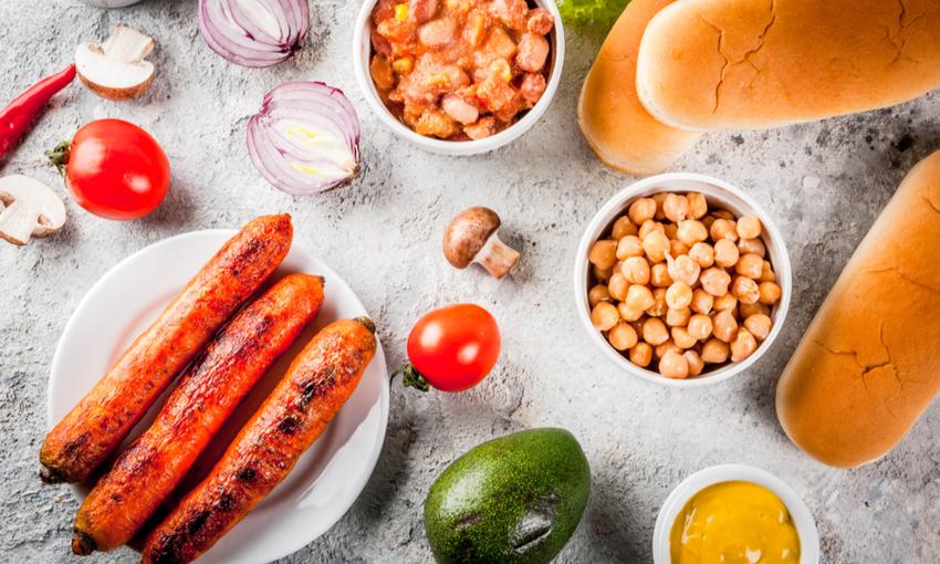 Hot dog vegan ricetta