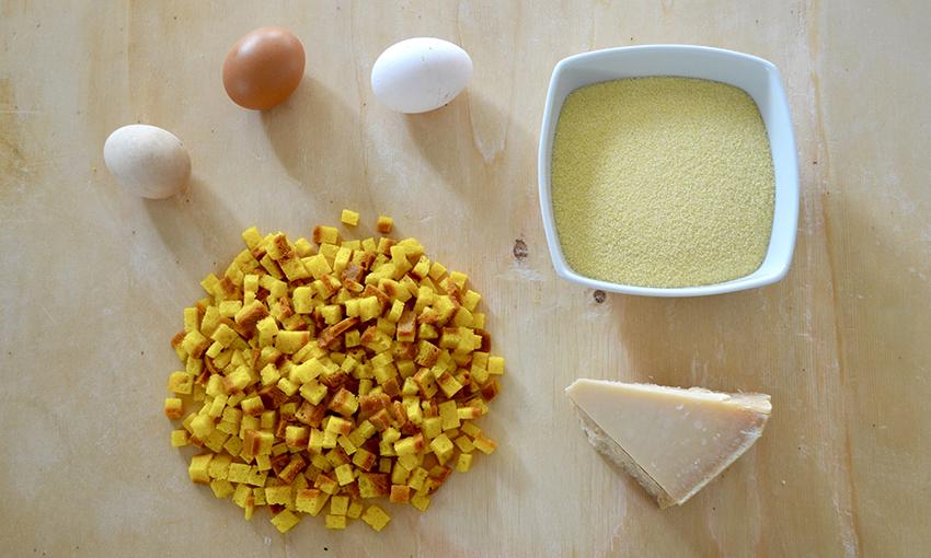 Ingredienti zuppa imperiale