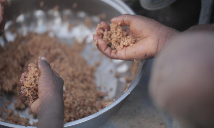 Povertà alimentare africa