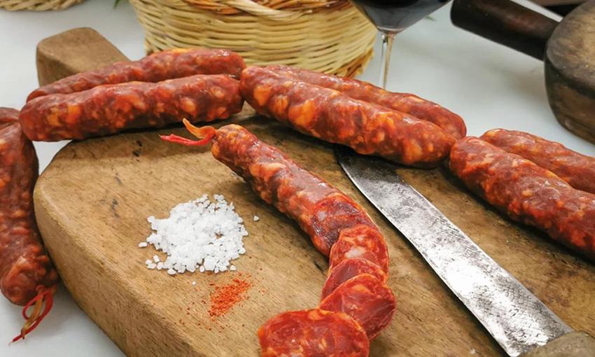 Salsiccia calabrese