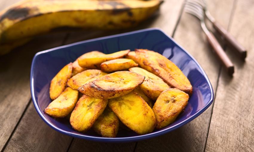 Банан жолжелкені