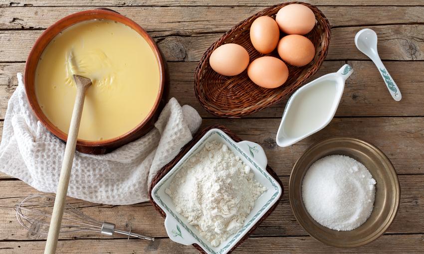 Crema pasticcera ingredienti