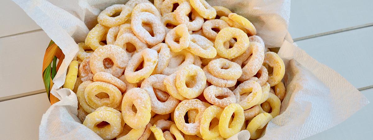 zuccherini bolognesi