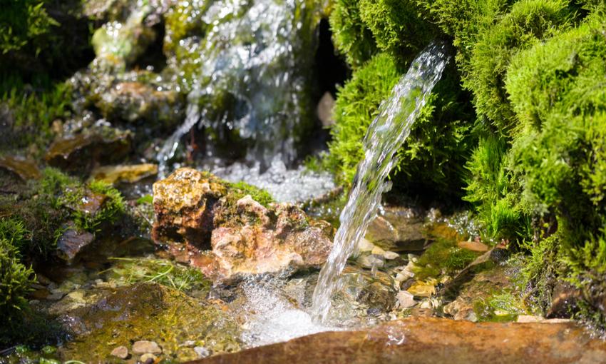 acqua dinamizzata