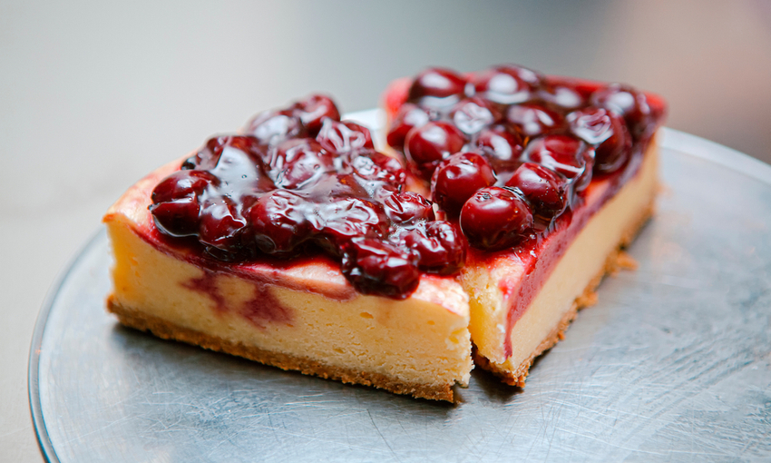 cheesecake all'italiana