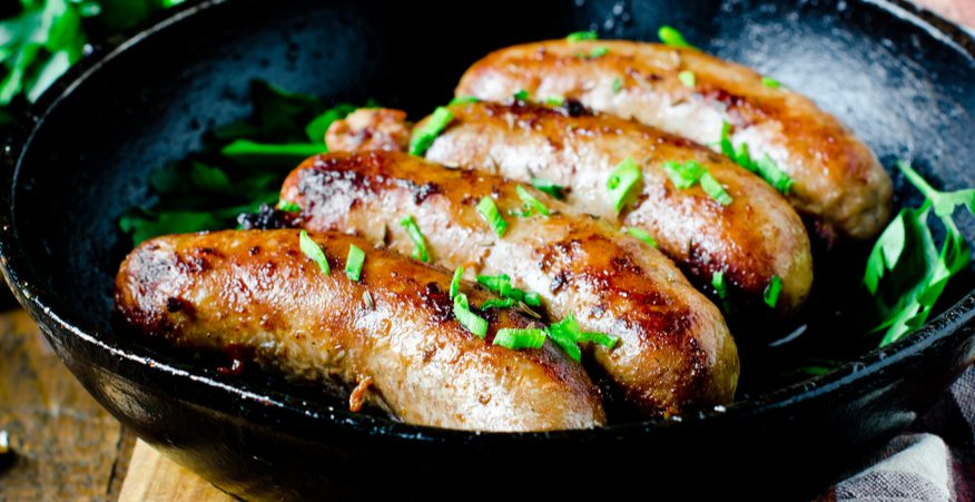 come cucinare le salsicce