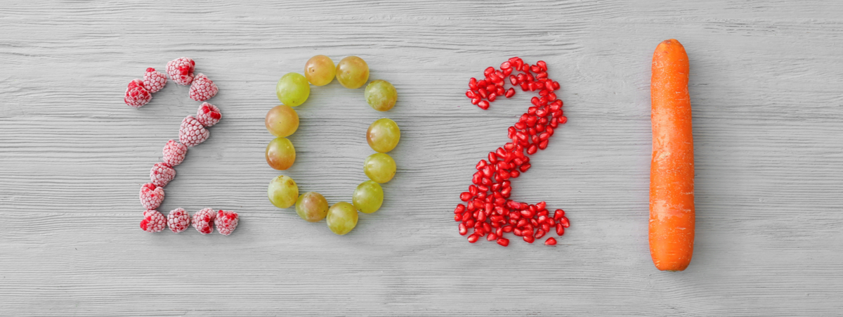 Dal caffè spalmabile agli snack vegetali: i food trend del 2021