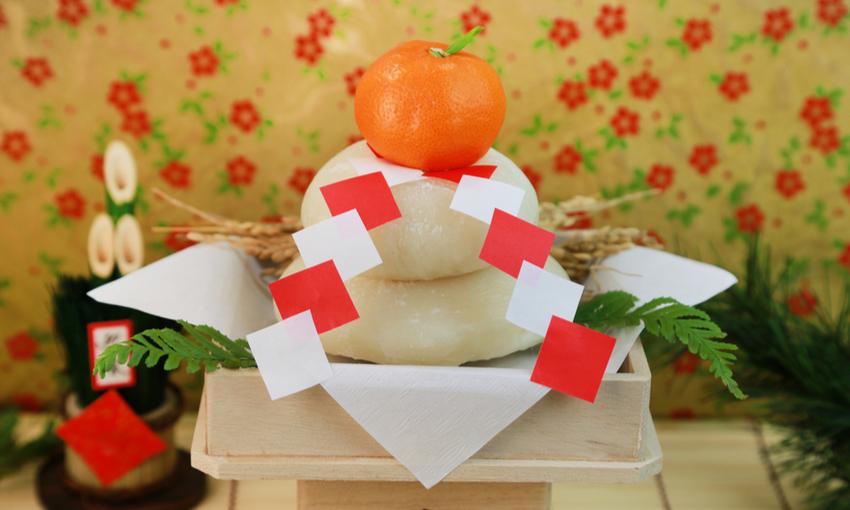 mochi capodanno giapponese