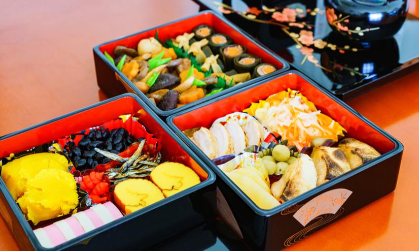 osechi ryori capodanno giapponese