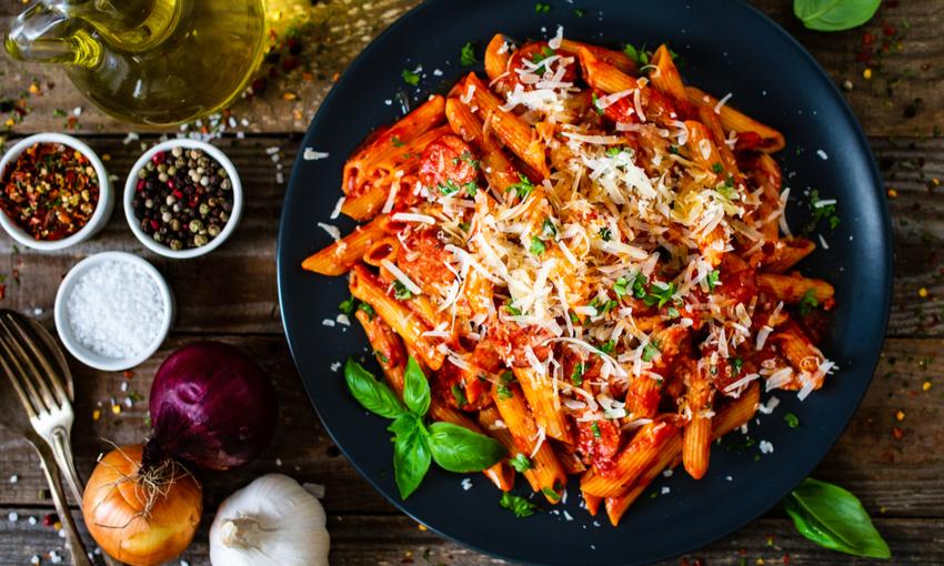 pasta ragù salsiccia