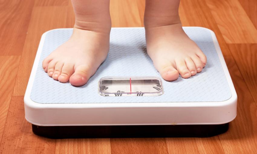 rischio obesità bambini
