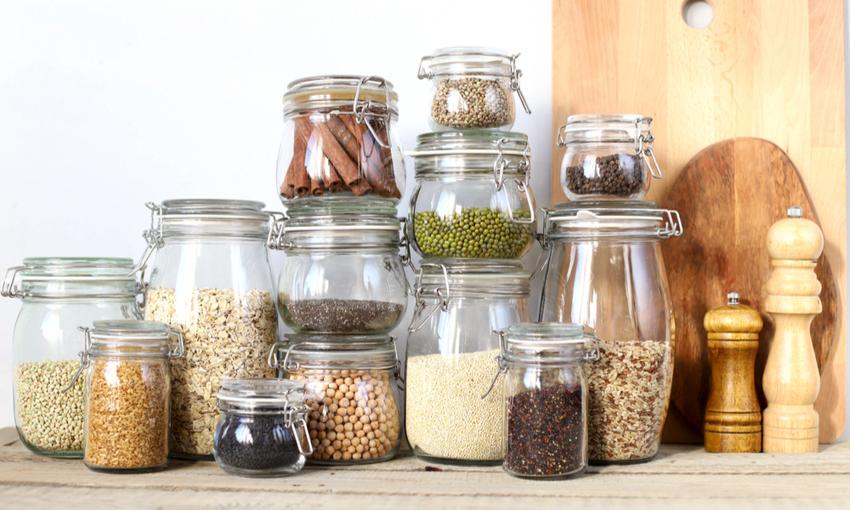 sicurezza vetro per alimenti