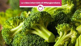 broccoli proprietà mangiare sano