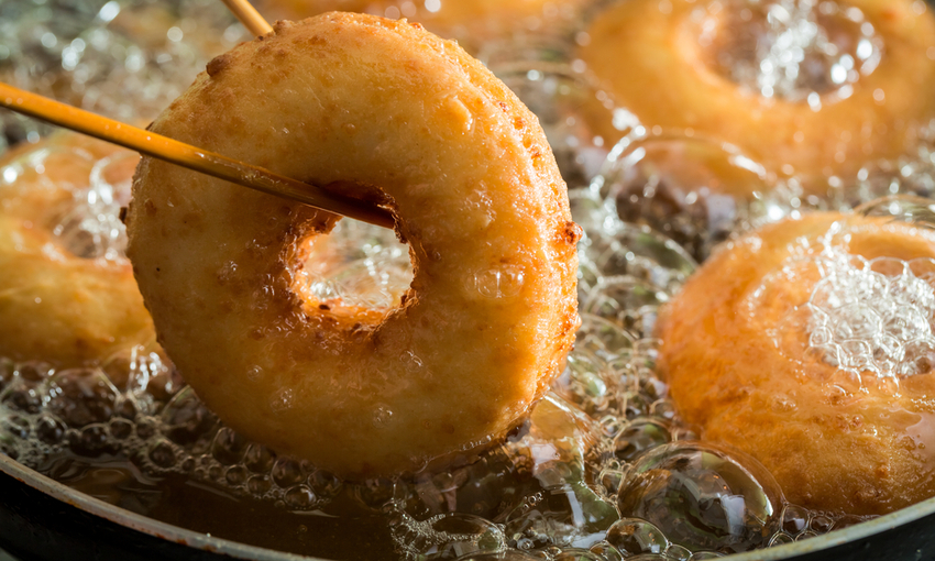 donuts frittura