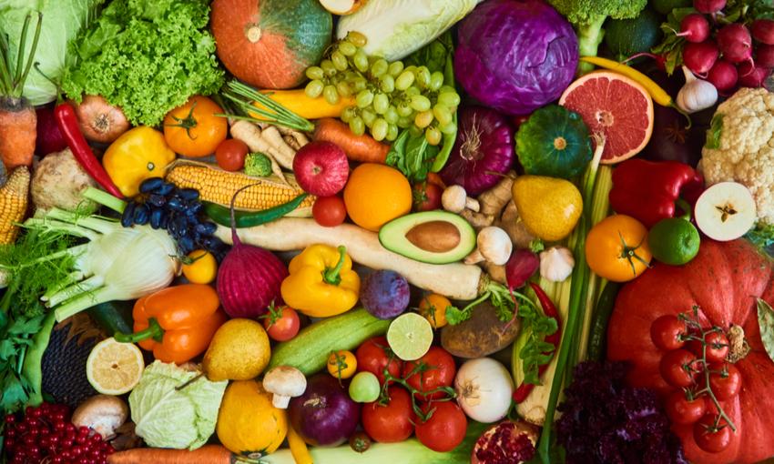 frutta e verdura 2021