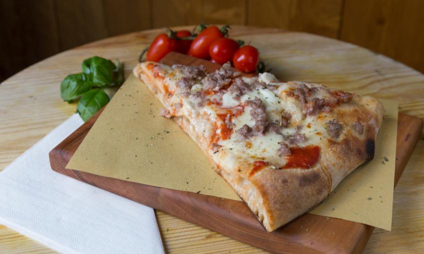 pizza al trancio milano