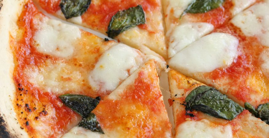 pizza margherita facile