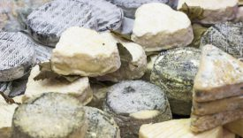 formaggi di capra francesi