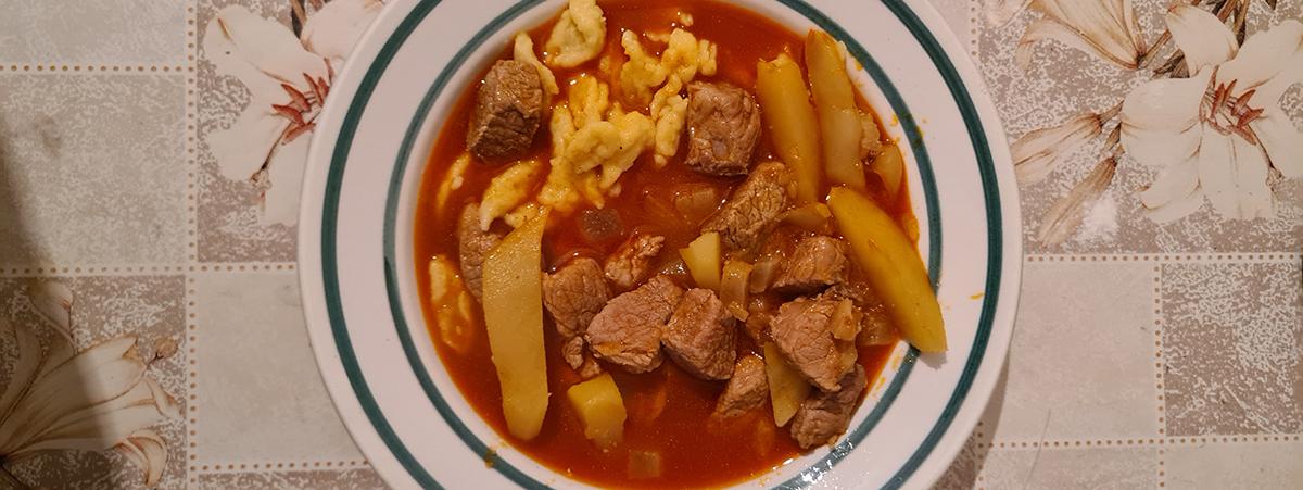gulash ungherese