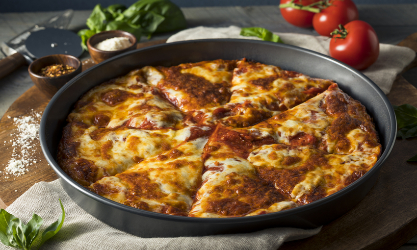 pizza al padellino ricetta