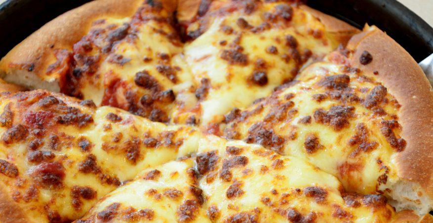 pizza al tegamino ricetta